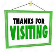 thanks visiting