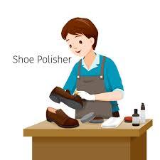 shoe shine fella